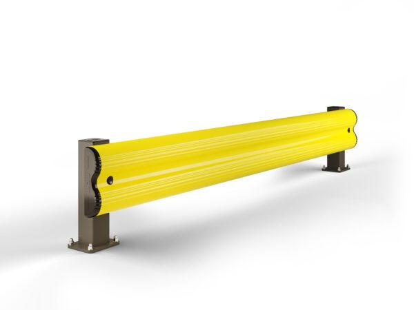 Barrera flexible para tráfico de vehículos BFLEX.FRONT/1