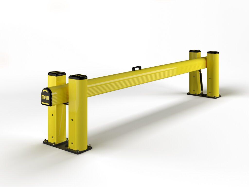 Protección de muelles de carga DOCK GATE   Safeway360