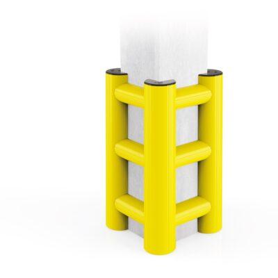 Protección flexible para columnas | Safeway360