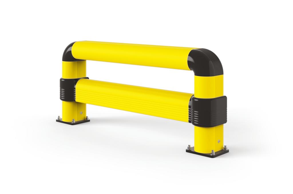 Protección flexible reforzada para estanterías | Safeway360