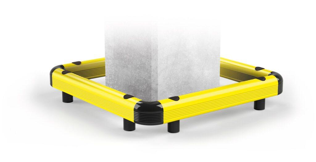 Proteccions para columnas flexibles | Safeway360