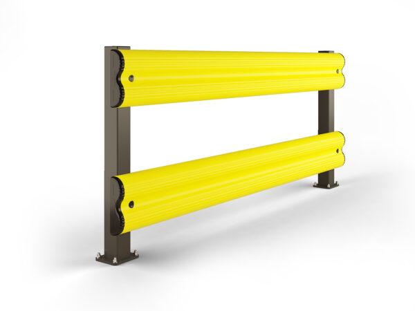Barrera de protección peatonal BFLEX.FROMT/2 | Safeway360
