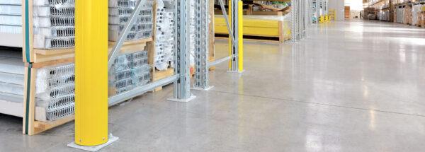 Protección flexible para puntal | Safeway360
